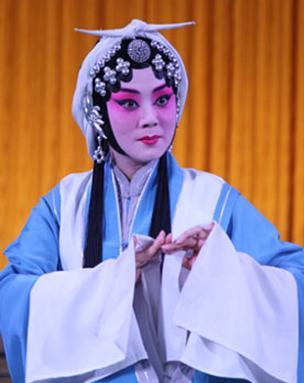 9月19日,长安大剧院上演了京剧《秦香莲》