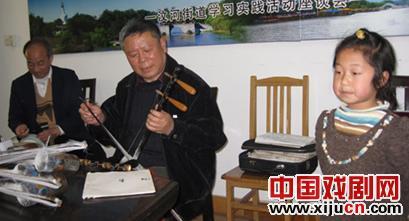 张弘毅,扬州新闻票房艺术交流,戴春林京剧团