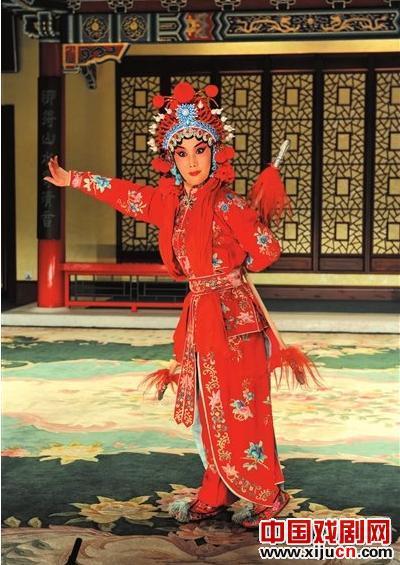 中国京剧学校传承班学生报告音乐会