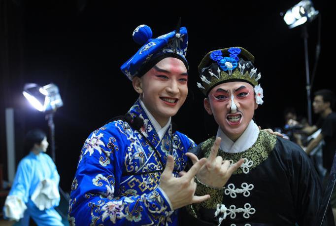 2017年4月上海京剧剧院演出信息
