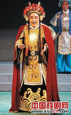 京剧《郑和下西洋》