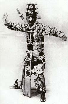 京剧的丑陋:王长林