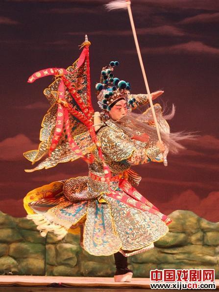 李宝春将执导一部大型新京剧《渭南之战》