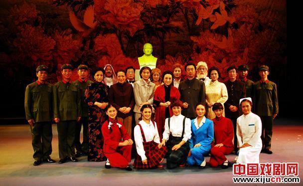 宋庆龄和新中国将于7月24日在梅兰芳大剧院演出。