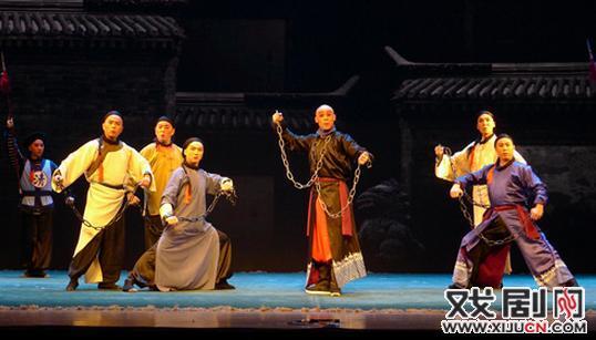 贵州京剧剧院的新历史京剧《任倩投粉》将于明天在第七届中国京剧艺术节上亮相