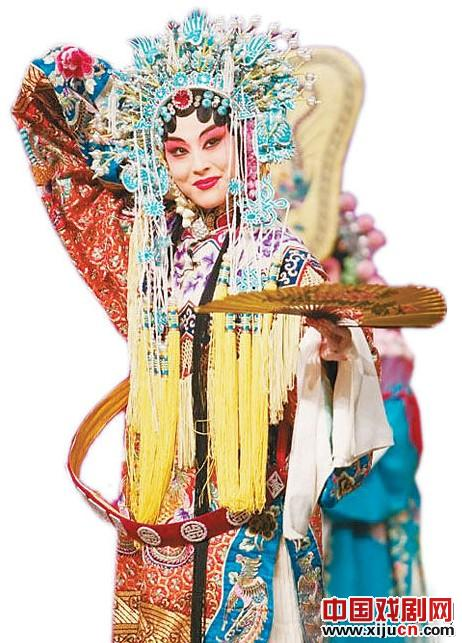 乌鲁木齐京剧团举办2014年新年京剧晚会