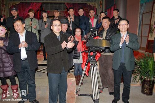 京剧电影《甘付昆守景》开始拍摄。