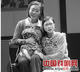长春平剧剧院的《总理胡同》在第九届艺术节上受到好评。