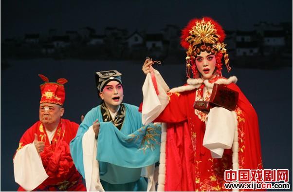 平剧《杜十娘》于10月22日在梅兰芳大剧院上演。