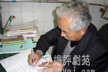 杜景城,一位为评剧不知疲倦工作的老师