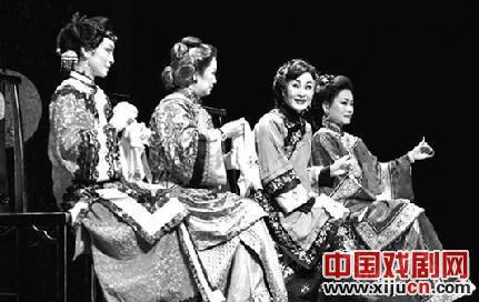 台湾著名演员担心京剧