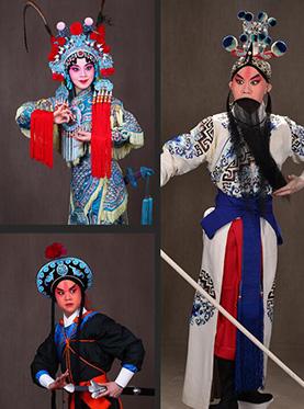 京剧《扈家庄》、《林冲夜奔》和《傲慢的敌人》于3月20日在长安大剧院上演。
