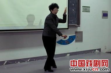 """黄孝慈获得两项梅花奖,参加京剧精华""""走进校园""""的文化受益活动"""