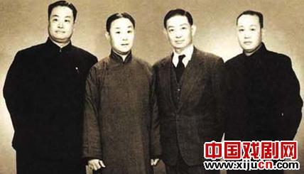 北京四大京剧名旦故居