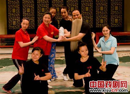 国家京剧剧院的新戏《清风亭》已经初见成效