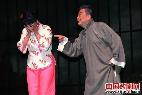 京剧版《雷雨》在Xi安清华文化宫演出