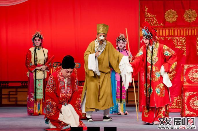 天津评剧白排剧团于12月27日和28日演出了评剧《于今怒》。