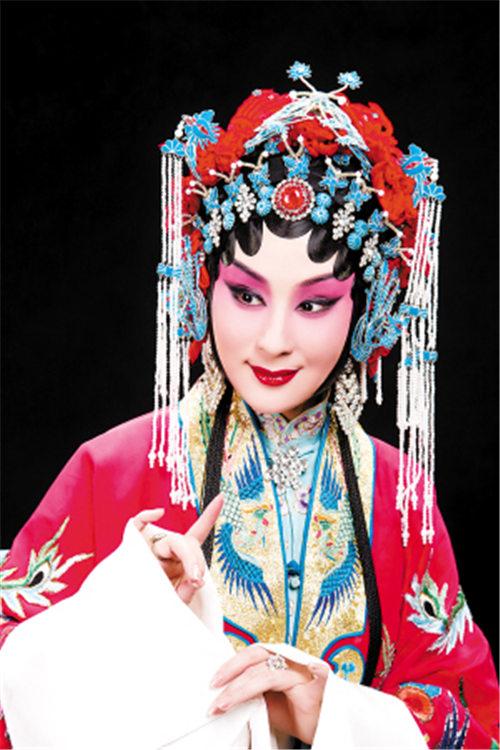 28日晚,河北大剧院将上演程派的经典戏剧《索林南国》