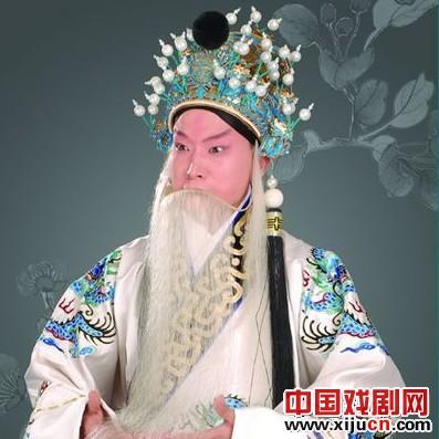 """2011年""""迷人的春天""""青年京剧演员挑战赛上演京剧《白蒂》"""