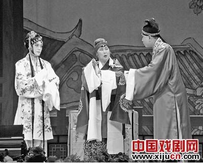 平剧《孔雀东南飞》喜欢看老戏的新面貌