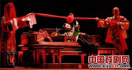 台湾国光剧团将来上海演出《金锁记》