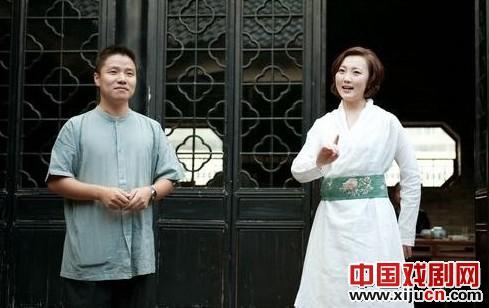 """年轻京剧人参嘉雅集沙龙的""""菊潭嘉惠"""""""