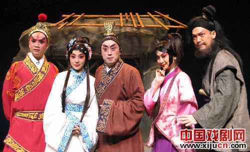 新京剧《弄臣》十月在上海演出