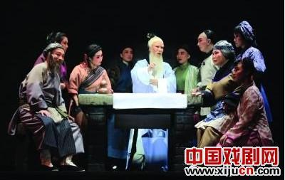 对金剧《傅山进京》400场演出的思考与理解