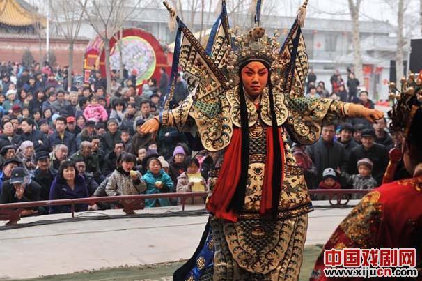 文化新年与龙城和谐共庆