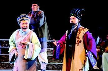 张秀京把舞台视为他生活的一部分。