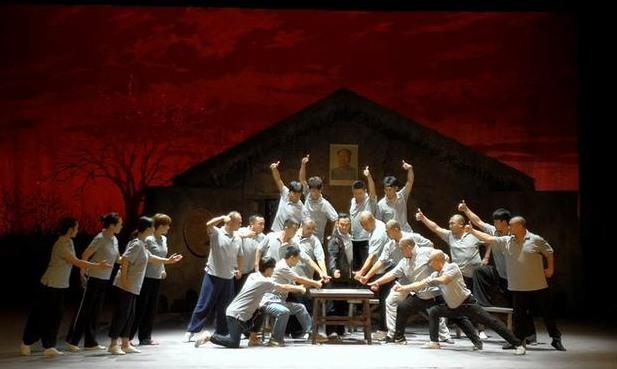 现代京剧《生死契约》将在梅兰芳大剧院上演。
