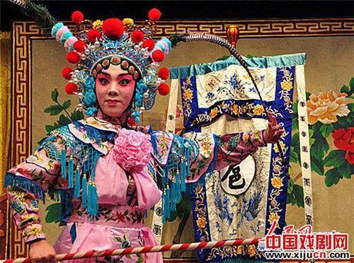 北京郭盛京剧团在纽约赢得了全名人堂