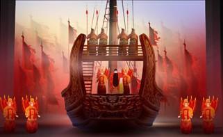 京剧《赤壁》将首次搬到深圳