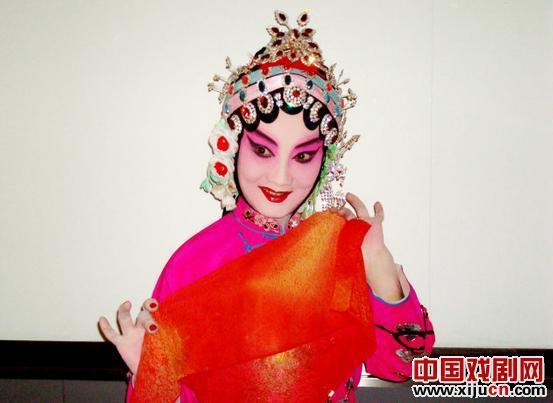 京剧《武龙源》于10月24日在长安大剧院上演。