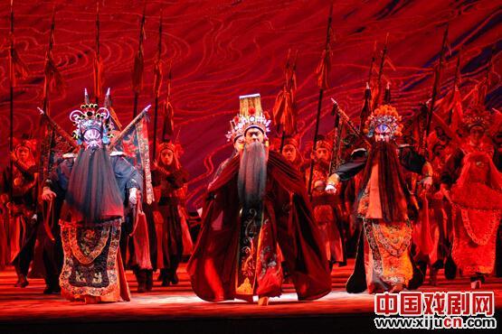 """京剧""""夏绿城""""北京京剧剧院纪念学院成立35周年"""