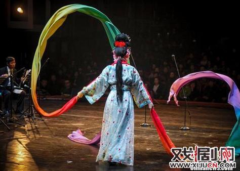 乌鲁木齐举办2015年新年京剧晚会