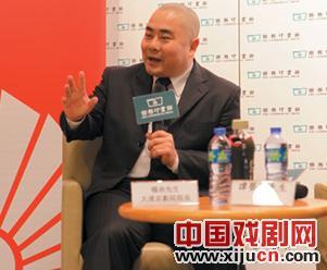 杨赤举办了一场有趣的讲座