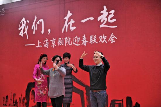 上海京剧剧院昨天发布了2016年演出计划。