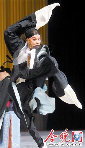 天津青年京剧团著名戏剧《五盘集》由张克主演