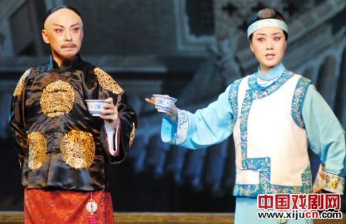 山西京剧剧院上演的京剧《西游记》将于五月上演。