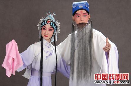 北京歌剧院将于下月上演京剧《浮生六记》