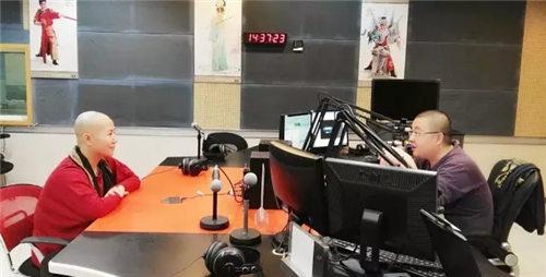 """主演金剧《于成龙》的谢涛走进了""""伊稀节""""和""""长安接待室"""""""