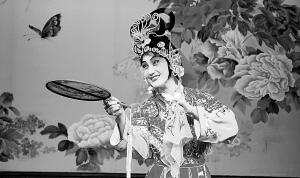 著名京剧演员周渝民将举行40年艺术告别演出