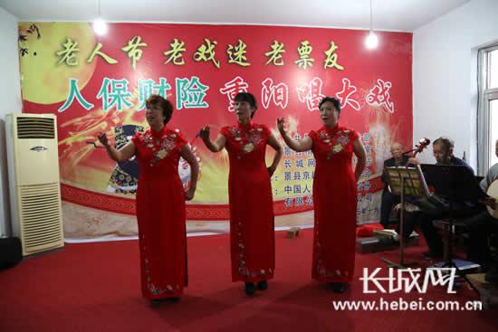 泾县京剧粉丝协会举办歌剧音乐会