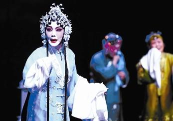 天津平剧剧院荣获国家级奖项,在全国鞠萍圈内独树一帜。