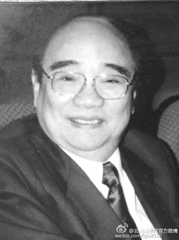 京剧表演艺术家马长礼逝世,享年86岁