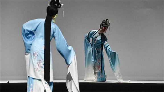 京剧《青衣》在国家大剧院上演