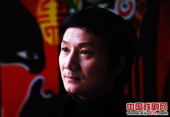 浙江京剧团团长翁郭盛的两个梦想