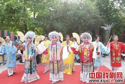 中国人民大学学生艺术团京剧沙龙