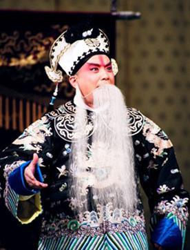 7月26日,长安大剧院上演了京剧《伍子胥》